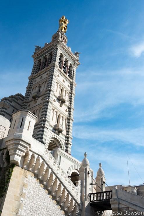 Notre Dame de la Garde. Photo by: Vanessa Dewson