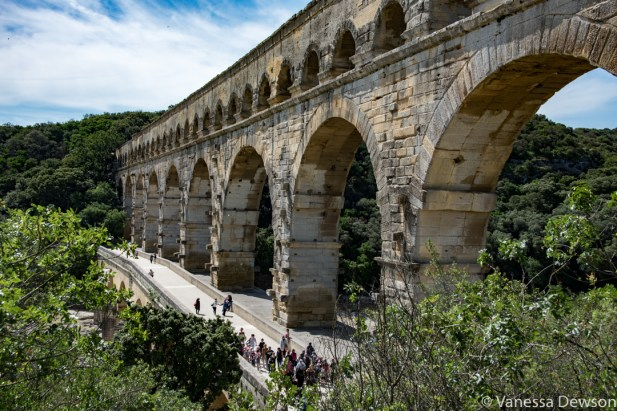 Pont du Gard Photo by: Vanessa Dewson