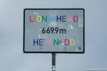 Lion's Head 669.9m