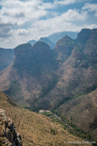 Three Rodavels, Blyde River Canyon