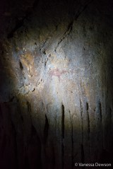 Cango Cave Painting - small