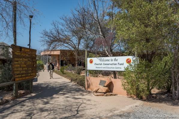 CCF Visitors Centre