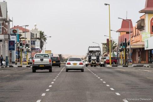 Swakopmund street