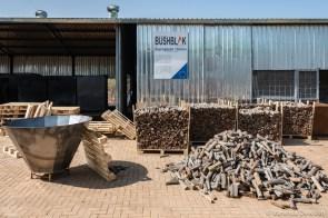 Bush Blok facility