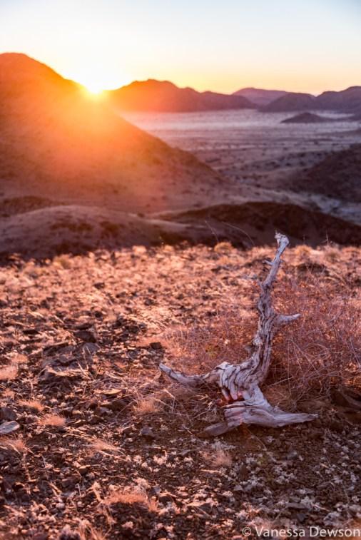 Another Namibian sunset