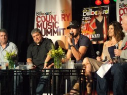 Luke Bryan at the 2012 Country Music Summit