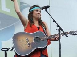 Sunny Sweeney at CMA Fest