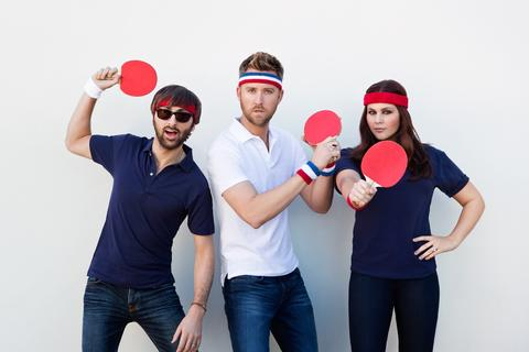 Lady Antebellum, Ping Pong & Songs