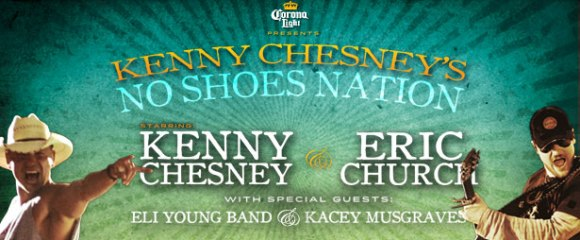 Kenny Chesney, No Shoes Nation