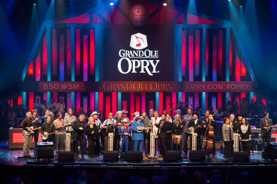 40th Opry House Anniversary All Cast Hollo 2164 3-15-14