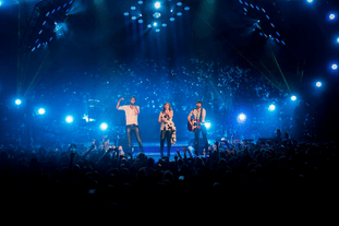 Lady Antebellum WHEEL UP TOUR