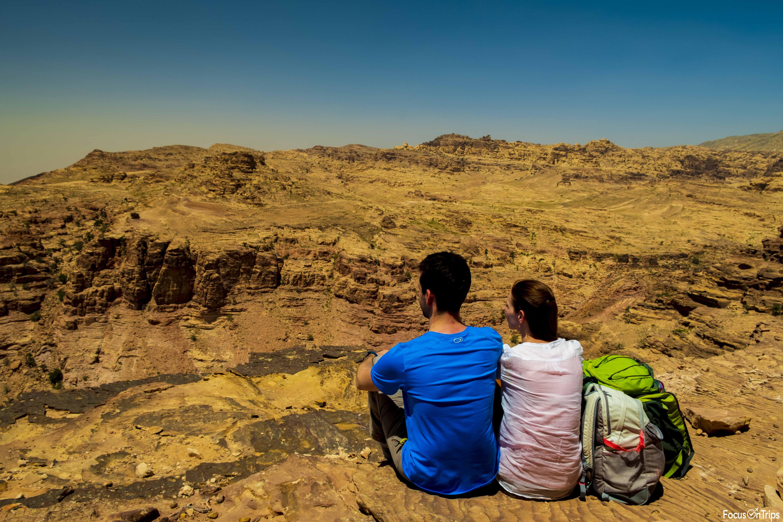Little Petra to Petra - viaggio in Giordania