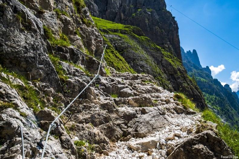 trekking rifugio Pradidali 709
