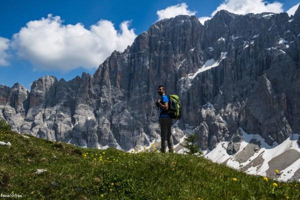 Trekking Rifugio Tissi Civetta