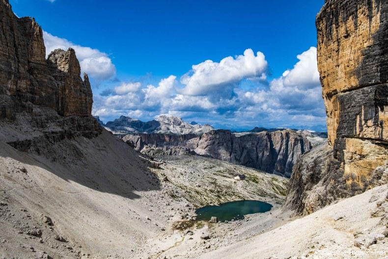 trekking lago pisciadù