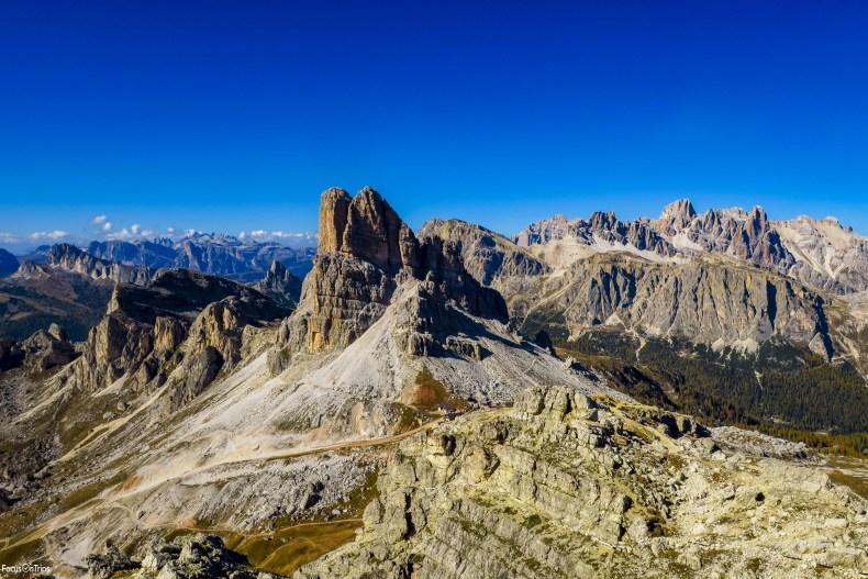 trekking Averau Nuvolau CInque Torri