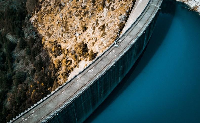 diga place moulin lago