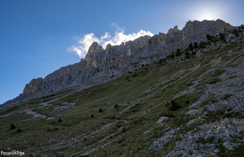 trekking rifugio torre pisa