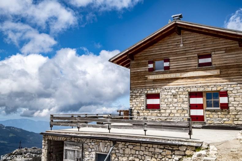 rifugio torre di pisa trekking