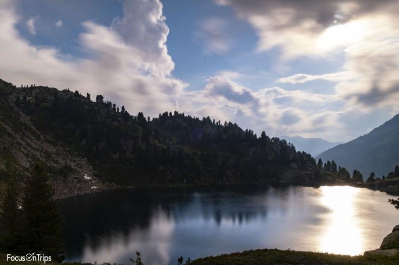 da passo manghen a lago delle stellune