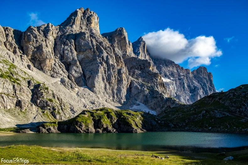 lago coldai trekking