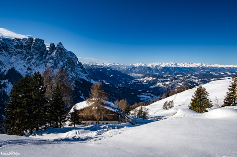 rifugio dibaita alpe siusi