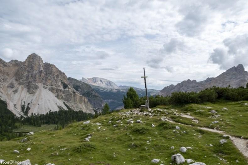 trekking rifugio fanes da pederu dolomiti