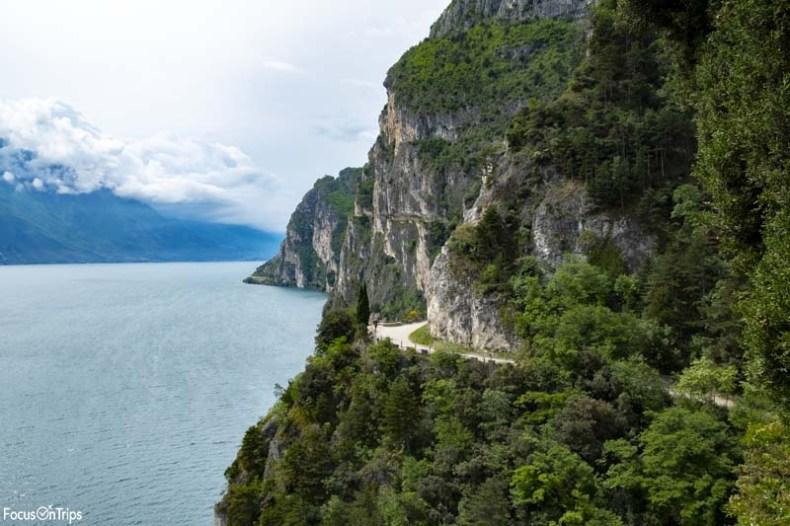sentiero ponale escursione lago garda