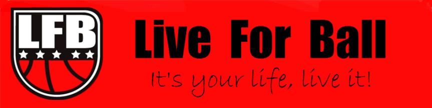 Live For Ball logo