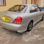 Nissan Sunny N17 Ex Saloon Version Focus Photography