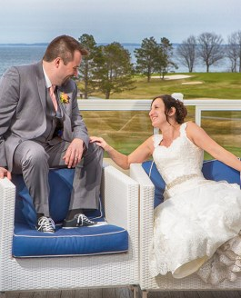A Spring Wedding at the Samoset Resort