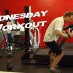 Faster Skiier Dave C demonstrates glute workout for nordic skiiers