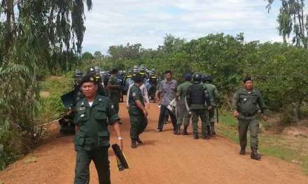 Lives of Lor Peang Residents in Cambodia Threatened by Private Company and State Forces