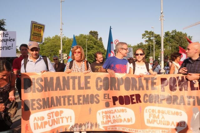 Social Movements Help the United Nations Human Rights Council to Stay the Course on Creating a Binding Treaty for Transnational Corporations