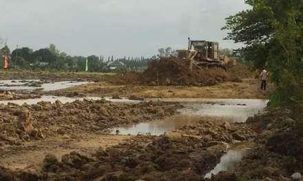 Villar-backed illegal land conversions threaten former Constitutional Commissioner's farm