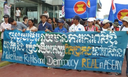Civil society rejects flawed ASEAN Human Rights declaration