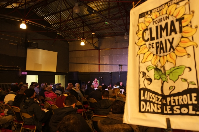 It's time to get angry: Climate justice activists call on everyone to reject an outcome in Paris that will burn the planet.