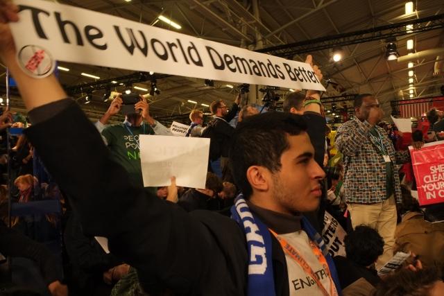 COP21: The World Demands Better