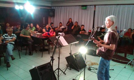 Not just of the Past, Protest Music Kept Alive in the Philippines