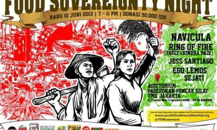 Event: Food Sovereignty Night