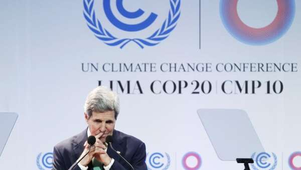 How the US-China Deal Subverted the Lima Climate Talks