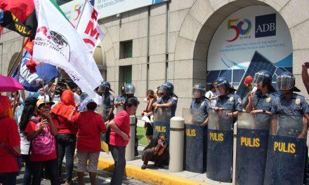 Asian Peoples Challenge ADB's Immunity