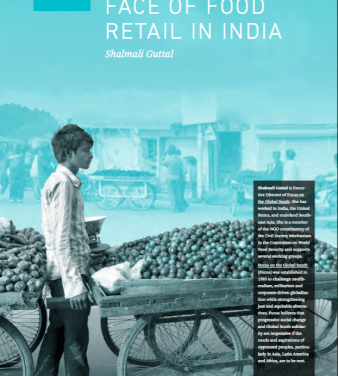 The Changing Face of Food Retail in India