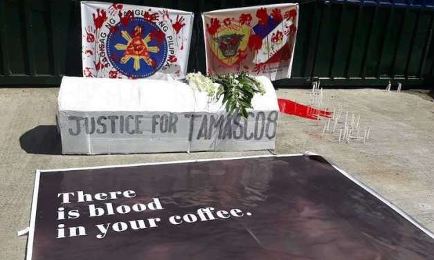 Justice for the TAMASCO 8 Massacre. Now.
