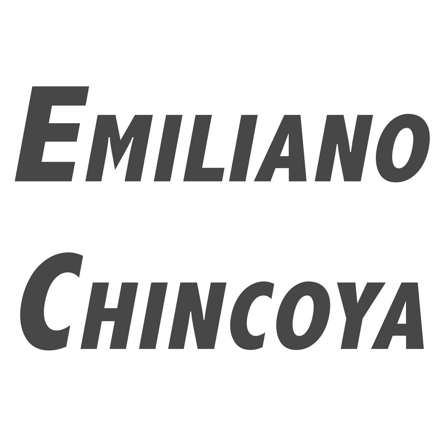 Emiliano Chincoya_