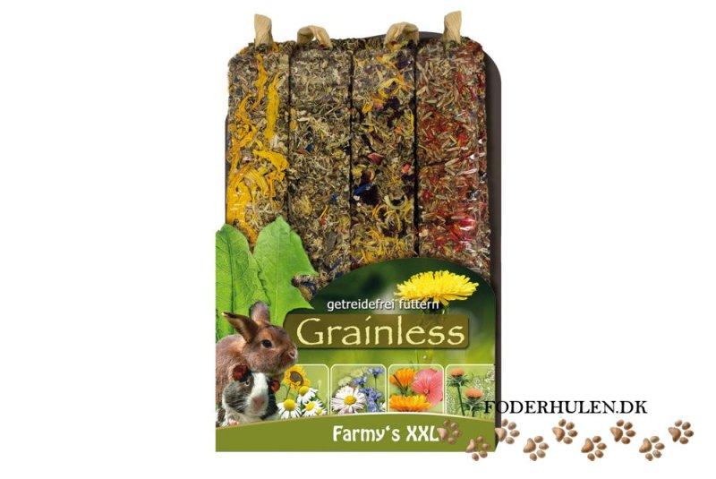 JR Farm Grainless Farmys XXL - Foderhulen.dk