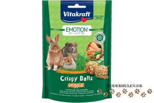 Emotion crispy balls veggie