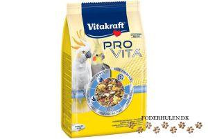 Vitakraft Pro Vita parakit 750 gram - Foderhulen.dk