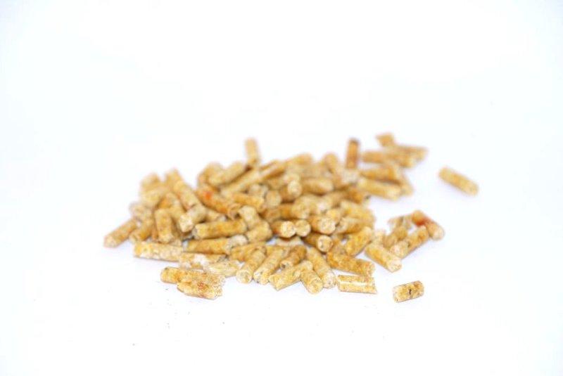 Gulerod pellets - Foderhulen.dk
