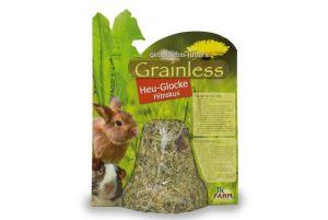 JR Farm Grainless Høklokke Hibisku - - Foderhulen.dks